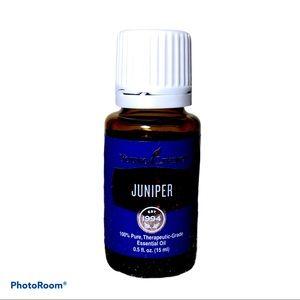 Young Living Juniper oil 15ml bottle NEW